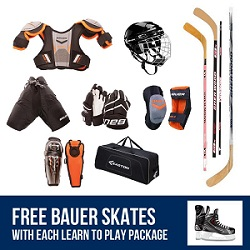 kids hockey equipment kit