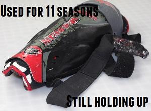 hockey-shin-guard-durability