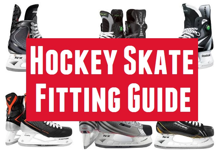 b4b2c8243d6 How to Properly Fit Hockey Skates - Hockey Skate Fitting Guide