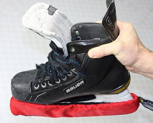 hockey skate stiffness test