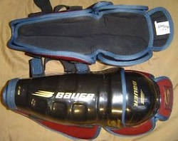 used-shin-guards