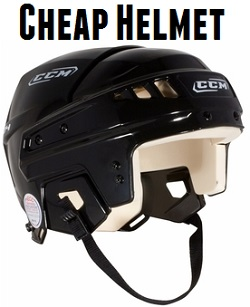 cheap hockey helmet