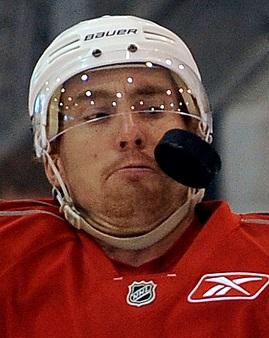 hockey cage or no cage