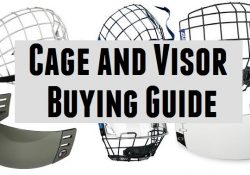 hockey cage visor buying guide