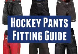 hockey pants sizing guide