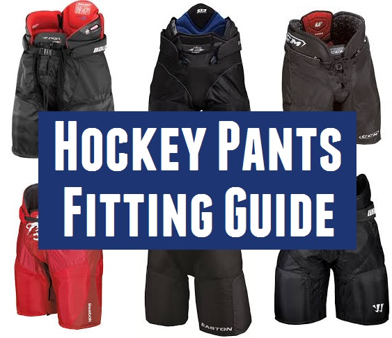 Hockey Pants Sizing and Buying Guide