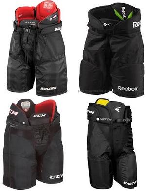 popular hockey pants brands