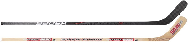 types-of-hockey-sticks