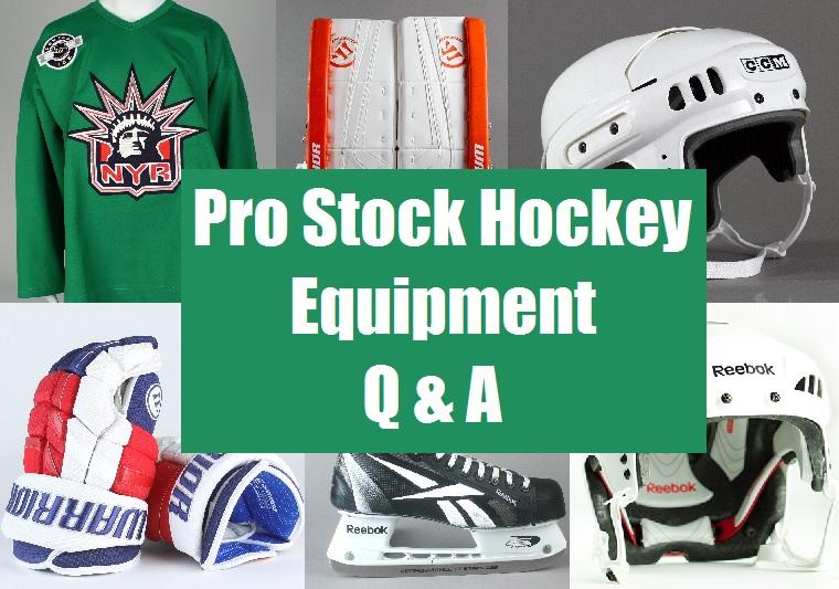 Pro Stock Hockey Equipment Q and A 475574b77fb
